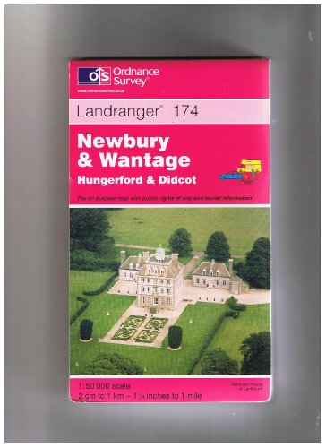 Newbury and Wantage, Hungerford and Didcot (Landranger: Ordnance Survey