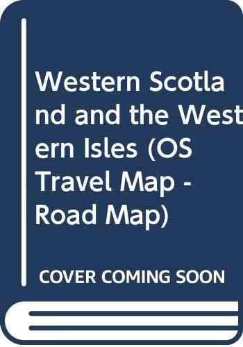 9780319230329: Western Scotland 3. 1/250 000 (Travelmaster)