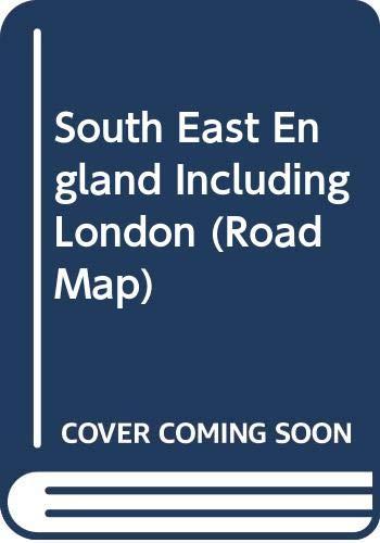 South East England Including London (Road Map): Ordnance Survey