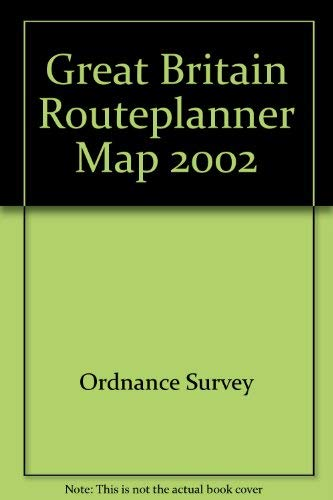 9780319230480: Great Britain Routeplanner Map (Routeplanner)