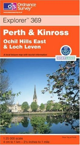9780319233061: Perth and Kinross (Explorer Maps) 369
