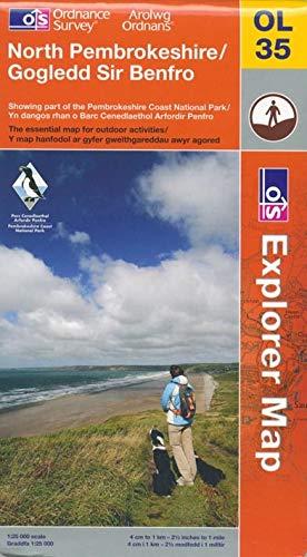 North Pembrokeshire (OS Explorer Map): Ordnance Survey