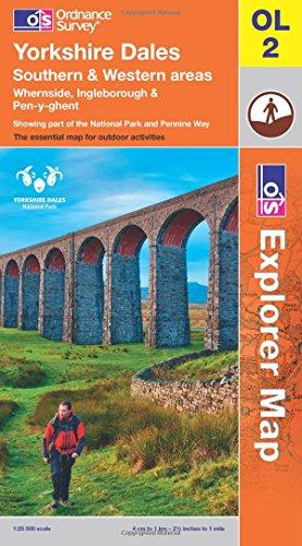 9780319242223: Yorkshire Dales (OS Explorer Map)