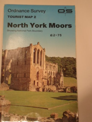 North York Moors (Touring Maps and Guides): Ordnance Survey
