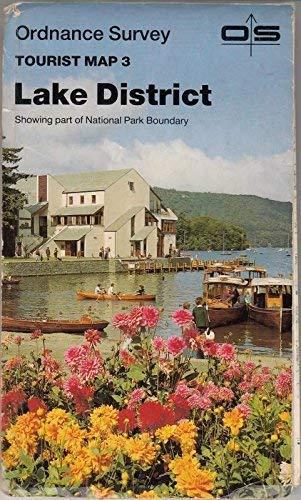 9780319250037: Lake District (The Lake District)