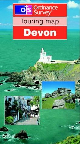 Devon (Touring Maps): Ordnance Survey