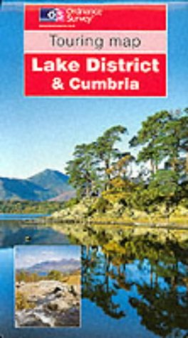 Lake District and Cumbria (Touring Maps): Ordnance Survey
