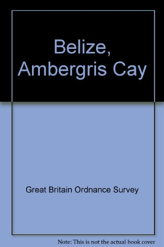 9780319250631: Belize, Ambergris Cay