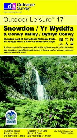 9780319260852: Snowdon/Yr Wyddfa and Conwy Valley/Dyffryn Conwy (Outdoor Leisure Maps)