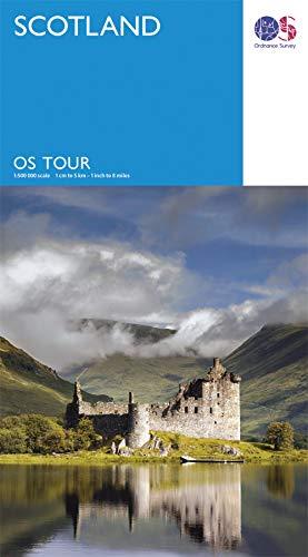 9780319263884: Scotland (OS Tour Map): OS Tour Map sheet 12