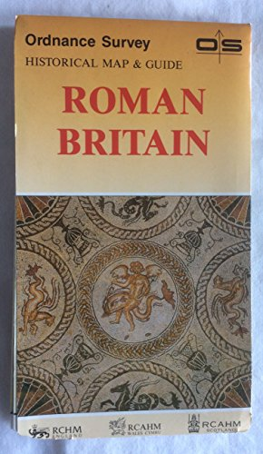Roman Britain (Historical Map & Guide S.): Ordnance Survey
