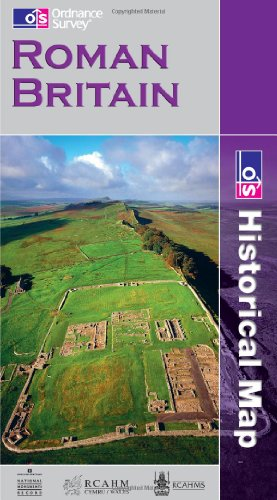 9780319290378: Roman Britain (O/S Historical Map) (Historical Map and Guide)