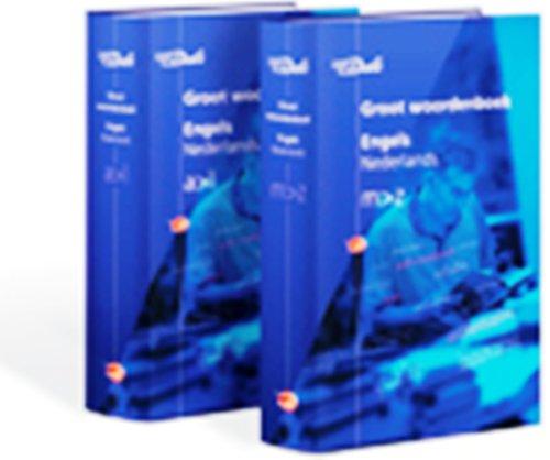 9780320000218: Van Dale Groot Woordenboek Engels Nederlands: Van Dale Comprehensive English to Dutch Dictionary