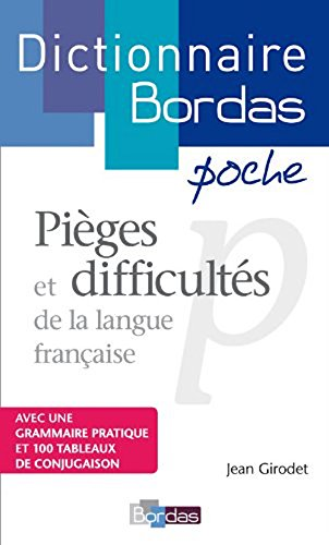 9780320002120: Dictionnaire Bordas de Difficultes et Pieges du Francais (French Edition)