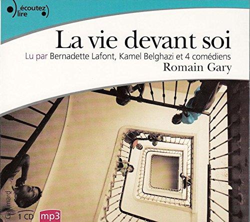 9780320008825: La Vie Devant Soi - audio livre - 1 CD MP3 (French Edition)