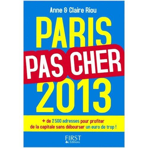 9780320036880: Paris Pas Cher Edition 2010 (French Edition)