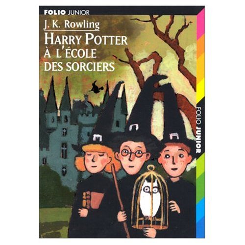 9780320037801: Harry Potter et l'ecole des Sorciers / Harry Potter and the Sorcerer's Stone (Harry Potter Series Year 1) (French Edition)