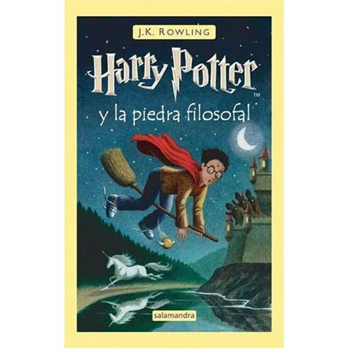 9780320037825: Harry Potter y la Piedra Filosofal (Spanish edition of Harry Potter and the S...