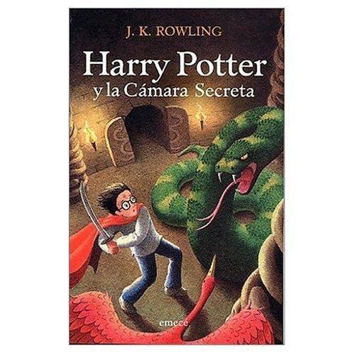 9780320037832: Harry Potter y la camara secreta (Spanish edition of Harry Potter and the Chamber of Secrets)