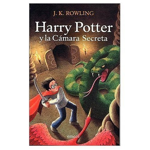 9780320037832: Harry Potter y la camara secreta (Spanish edition of Harry Potter and the Chamber of Secrets)