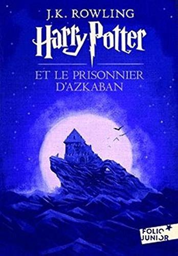 9780320038501: Harry Potter et le Prisonnier d'Azkaban (French Language Edition of Harry Potter and the Prisoner of Azkaban)