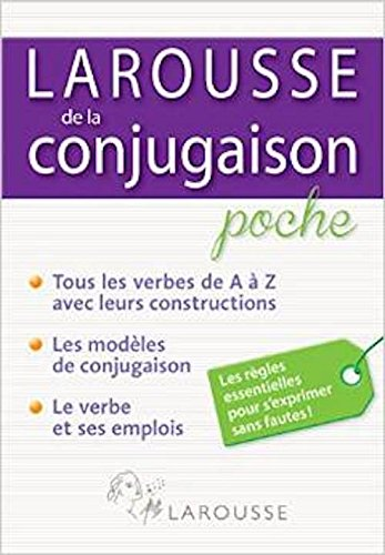 conjugaison tous les verbes pdf