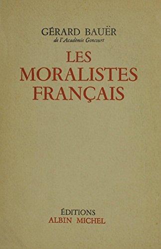 9780320049910: Les Moralistes Francaise Rochefoucauld, La Bruyere, Vauvenargues, Chamfort, Rivarol, Joubert