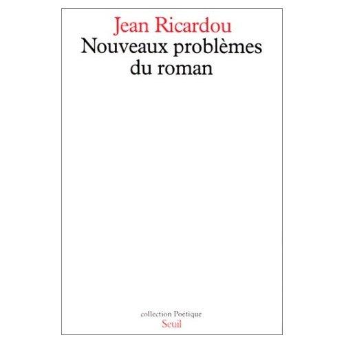 9780320050770: Nouveaux problèmes du roman (French Edition)