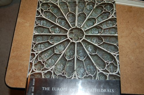 9780320051043: The Europe of the Cathedrals, 1140-1280
