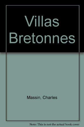 9780320051081: Villas Bretonnes (French Edition)