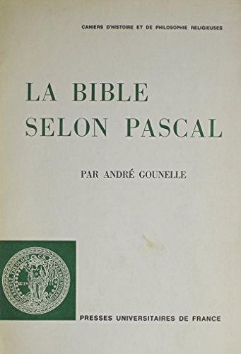 9780320054778: La Bible Selon Pascal