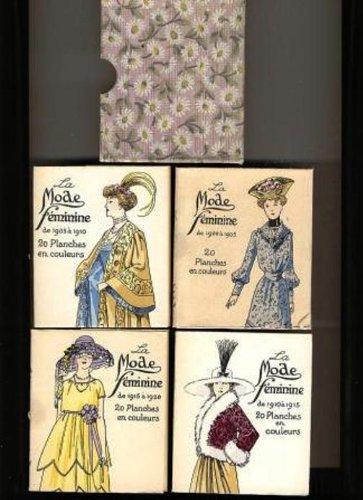 9780320058585: La Mode Feminine De 1795-1900 (French Edition)