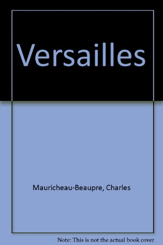 9780320059452: Versailles (French Edition)