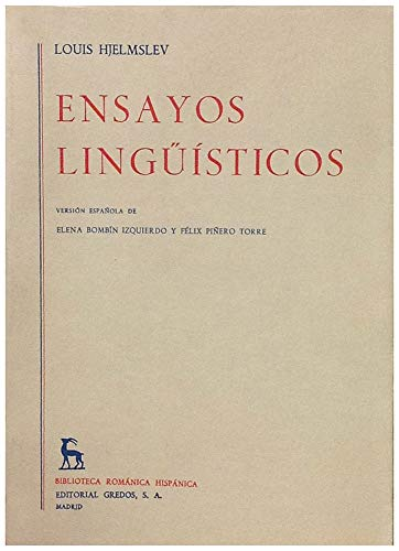 9780320061851: Ensayos linguisticos / Linguistic Essays (Spanish Edition)