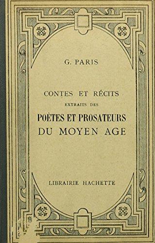 9780320062506: Contes Et Recits Extraits Des Poetes Et Prosateurs Du Moyen Age