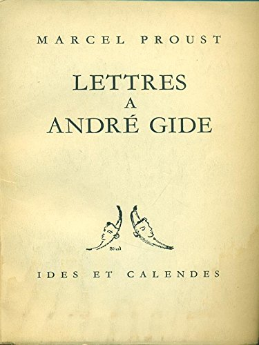 9780320063794: Lettres A Andre Gide (French Edition)