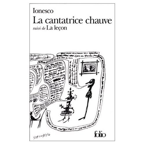 9780320064685: La Cantatrice Chauve: Numbered Copy