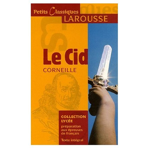 9780320066306: Le Cid - Book and Two Audio Compact Discs in French (French Edition)