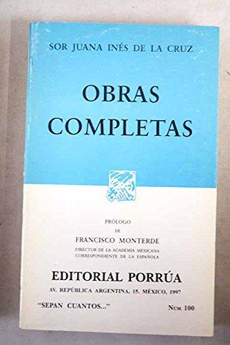 9780320066702: Obras Completas (Spanish Edition)