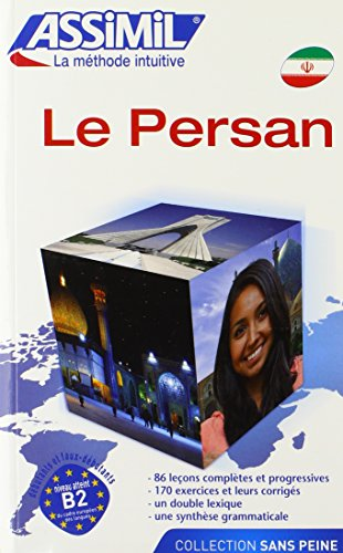 9780320068218: Assimil Language Courses : Le Persan (Persian for French Speakers) Book only (English and Farsi Edition)
