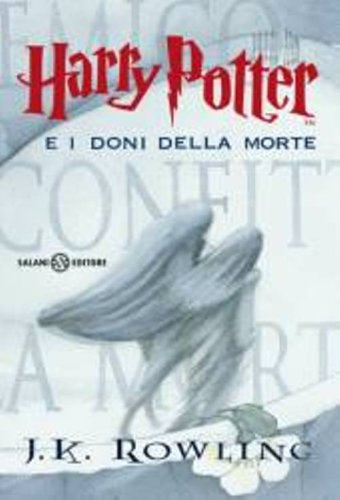 9780320068607: Harry Potter e i doni de la morte (Italian edition of & #34;Harry Potter and the Deathly Hallows& #34;)& #62;