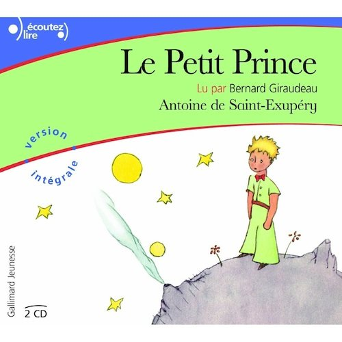 9780320068652: Le Petit Prince CD (French Edition)