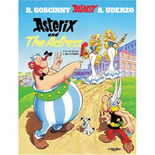 9780320075681: Asterix and the Actress