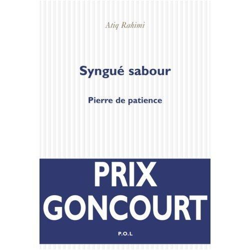 9780320079269: Syngué Sabour: Pierre de patience- Prix Goncourt (French Edition)