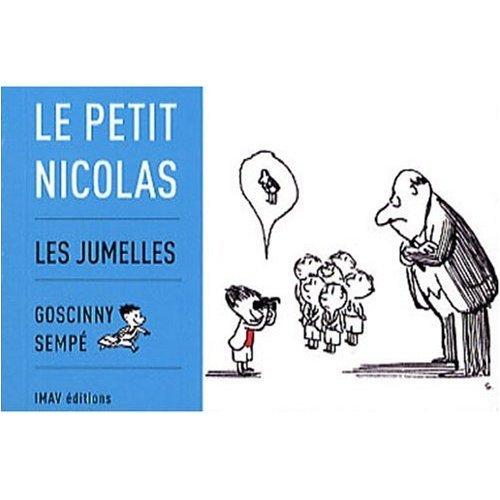 9780320079368: Le petit Nicolas : Les jumelles (French Edition)