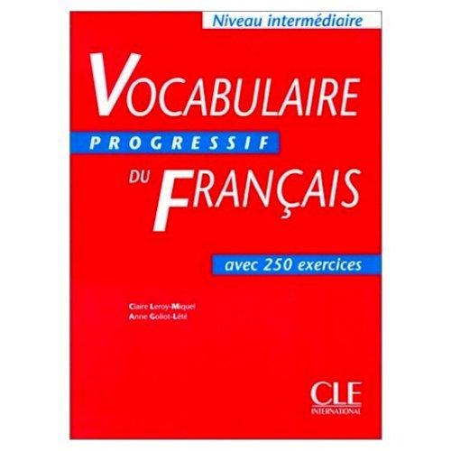 9780320079580: Vocabulaire progressif du Francais avec 250 exercices. Niveau intermediaire (French Edition)