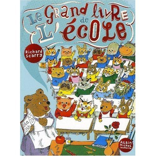 9780320079719: Le grand livre de l'ecole (French Edition)