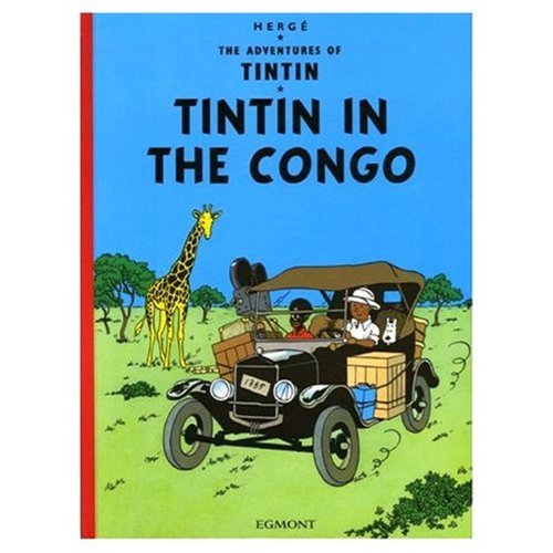 9780320079788: Tintin in the Congo [ The Adventures of Tintin vol. 2 ]