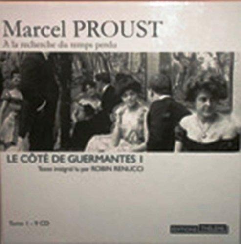 9780320080104: A la Recherche du Temps Perdu (Le Cote de Guermantes, Tome 1) (French Edition)