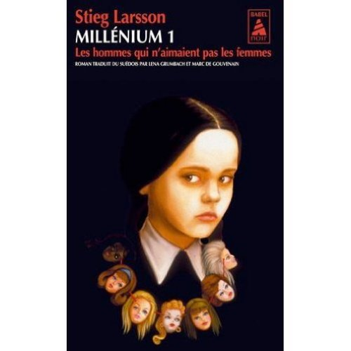 9780320080173: Millenium, Tome 1 : Les hommes qui n'aimaient pas les femmes (French edition of The Girl with the Dragon Tattoo) (French Edition) (French Edition)